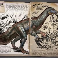 Therizinosaur dans Ark
