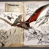 Pteranodon dans Ark