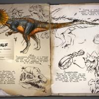Dilophosaur dans Ark