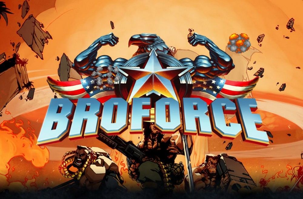 Broforce logo