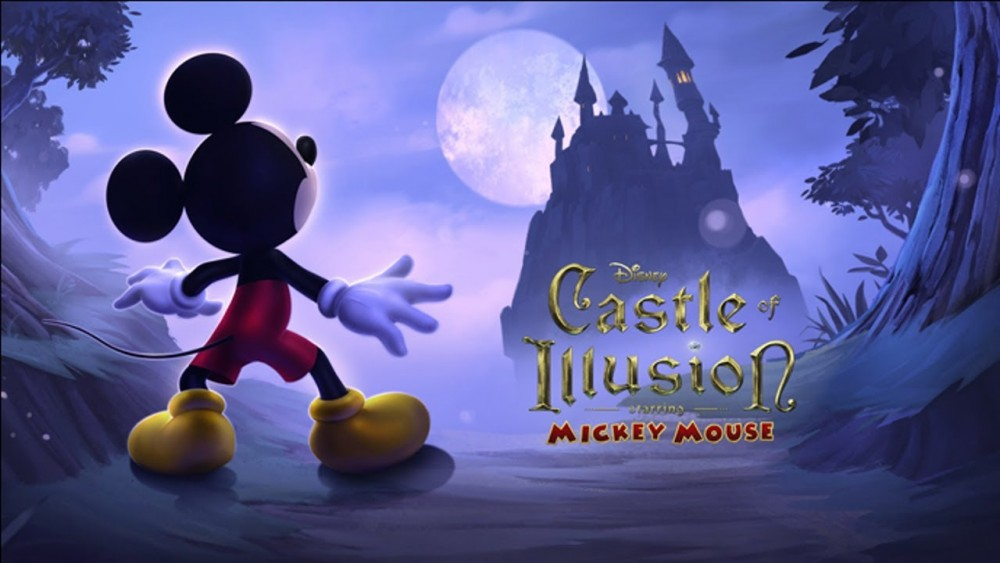 Castle of Illusions Mickey