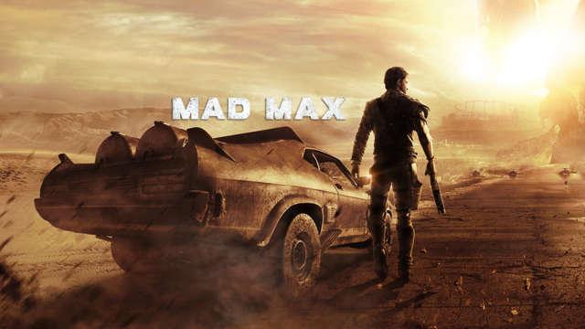 Mad Max désert