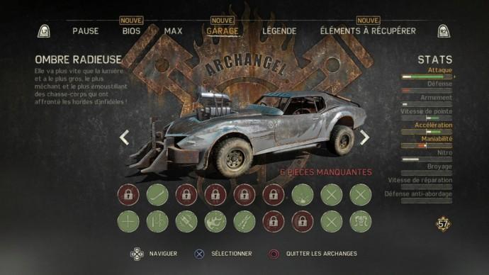 Mad Max customisation