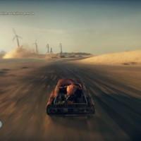 Mad Max conduite