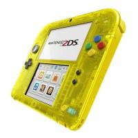 Pokémon 2DS jaune
