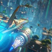 Les décors époustouflants de Ratchet & Clank