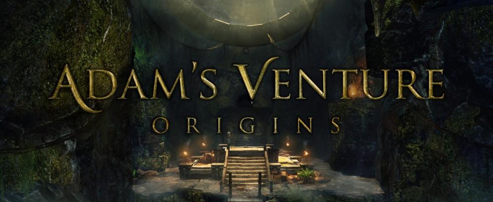 Cover Adam's Venture: Origins
