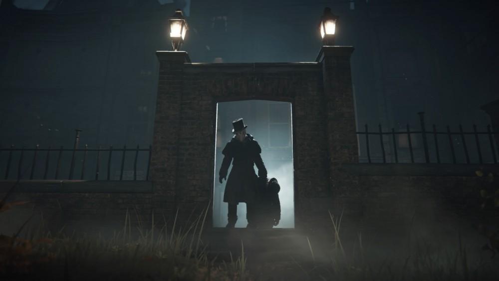 Jack l'Éventreur dans l'ombre