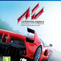 La Jaquette PS4 d'Asseto Corsa