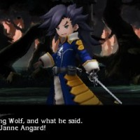 Bravely Second End Layer Janne