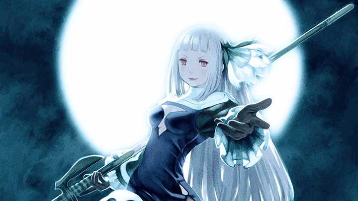 Bravely Second End Layer Magnolia fan art