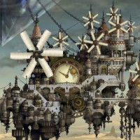 Bravely Second End Layer ville