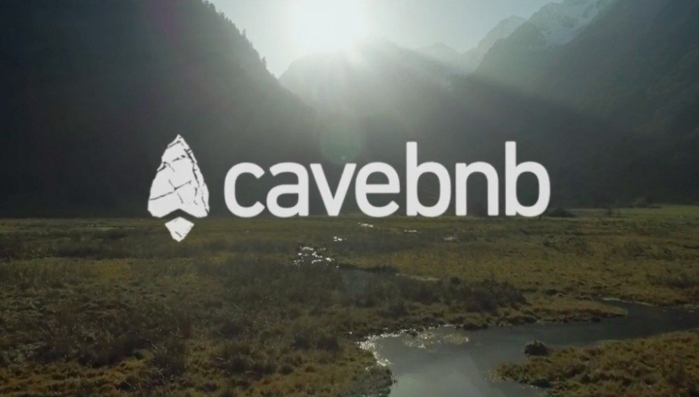 Paysage CaveBnB
