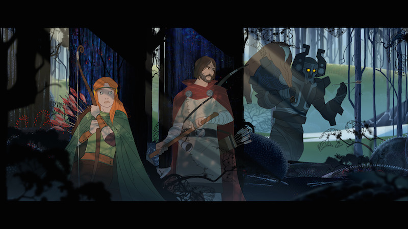 Cinématique de The Banner Saga