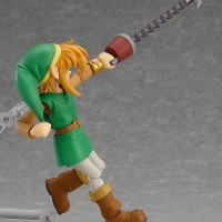 Figurine Figma A Link Between Worlds Link grappin
