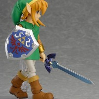 Figurine Figma A Link Between Worlds Link marche