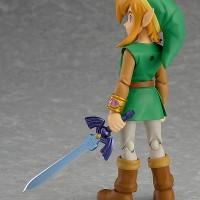 Figurine Figma A Link Between Worlds Link de dos