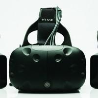 Le nouveau HTC Vive et ses contrôleurs