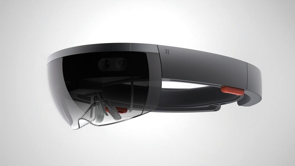 Le casque HoloLens de Microsoft