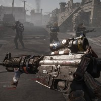 Homefront The Revolution customisation arme avant affrontement