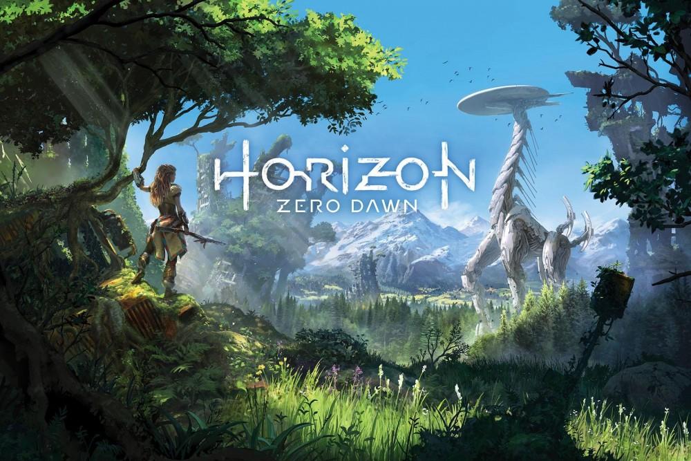 Aloy dans Horizon: Zero Dawn
