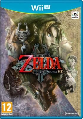 Jaquette Wii U de Twilight Princess HD