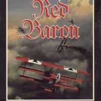 Red Baron jaquette