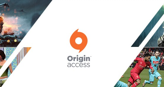 Logo Origin Access