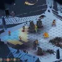 Phase de combat de The Banner Saga