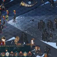 Phase de jeu The Banner Saga