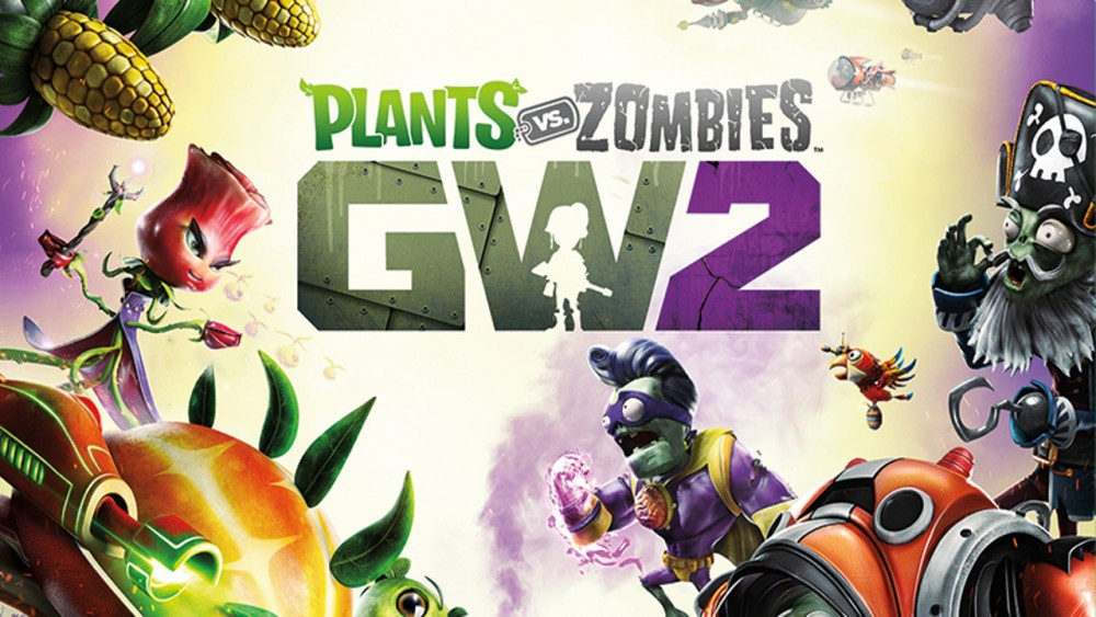 Plants Vs. Zombies: Garden Warfare 2 Logo
