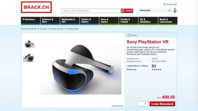 Playstation VR site Suisse 01