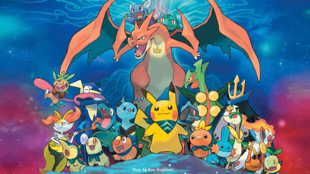 Groupe de Pokémon