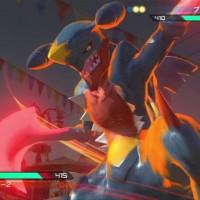 Pokkén Tournament combat