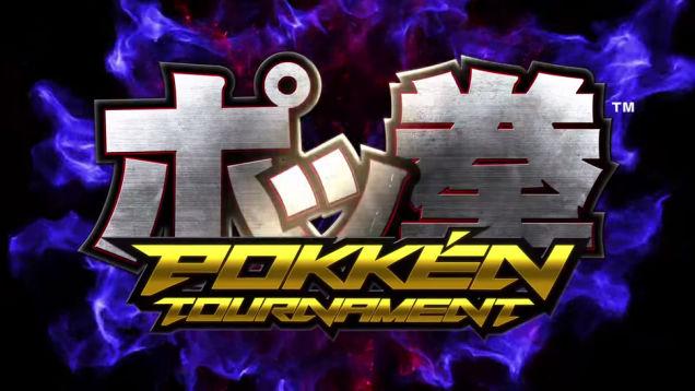 Logo Pokkén Tournament