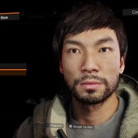 Tom Clancy's The Division personnalisation personnage