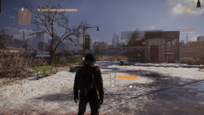 Tom Clancy's The Division New York extérieur