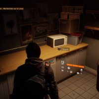 Tom Clancy's The Division pillage d'une maison contaminée
