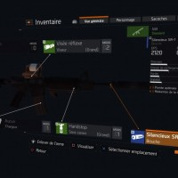 Tom Clancy's The Division parties mobiles d'une arme
