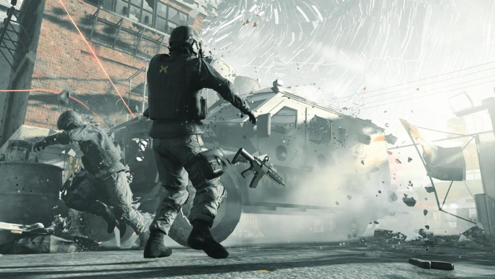 Quantum Break soldat explosion