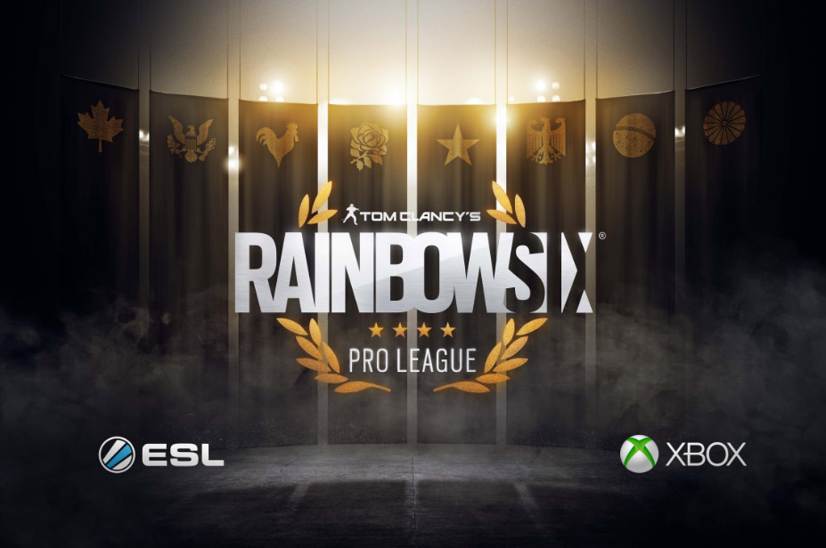 Rainbow Six Pro League Logo