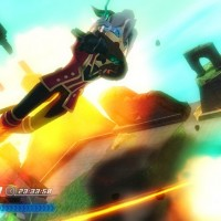 Rodea the sky soldier explosion