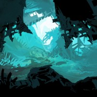 Song of the Deep ruine sous marine concept art