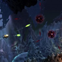 Song of the Deep sous marin torpille