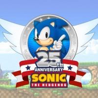 Le nouveau logo du 25ème anniversaire de Sonic the Hedgehog