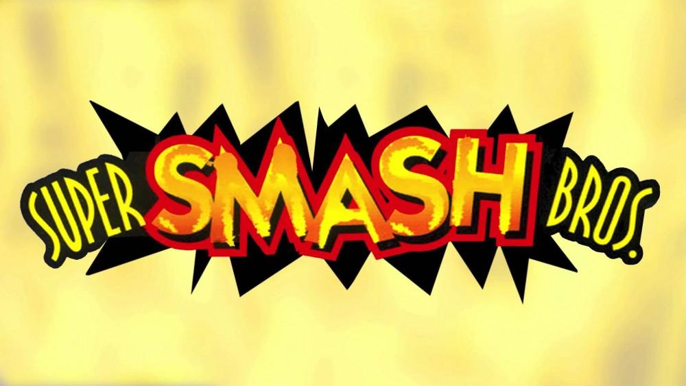 Super Smash Bros 64 logo