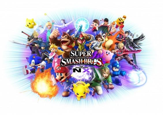 Super Smash bros. for NX