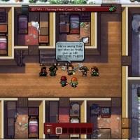 The Escapists The Walking Dead héros cachés dans une maison