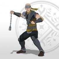 Le personnage Tus de Arslan: The Warriors of Legend