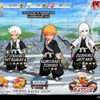 Bleach Brave Souls équipe de 3